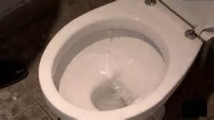 chasse d'eau qui fuith